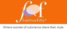 FabOverFifty logo
