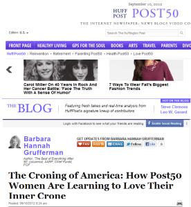 Huffington Post50 9-10-12