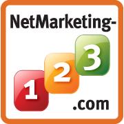 Net Marketing-123 logo
