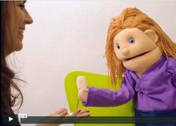 Nancy Shenker - puppet