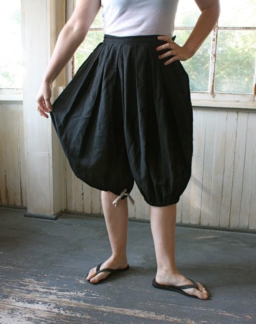antique swim bloomers