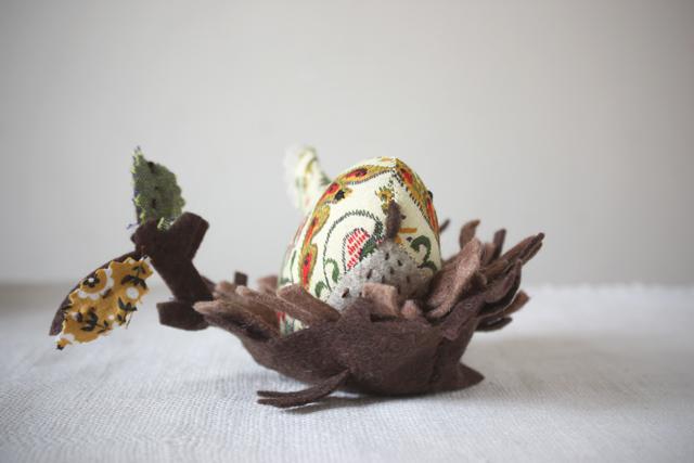 wobbler nest