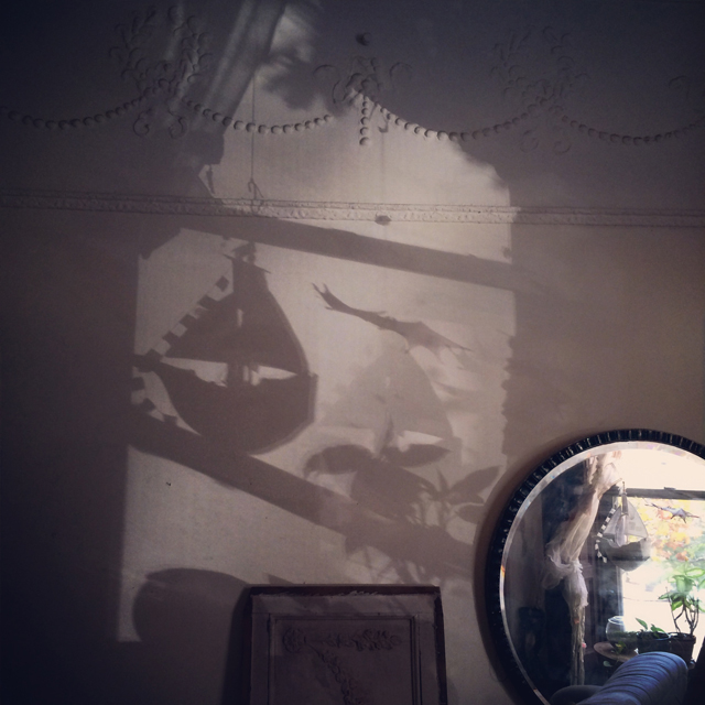 ship shadows