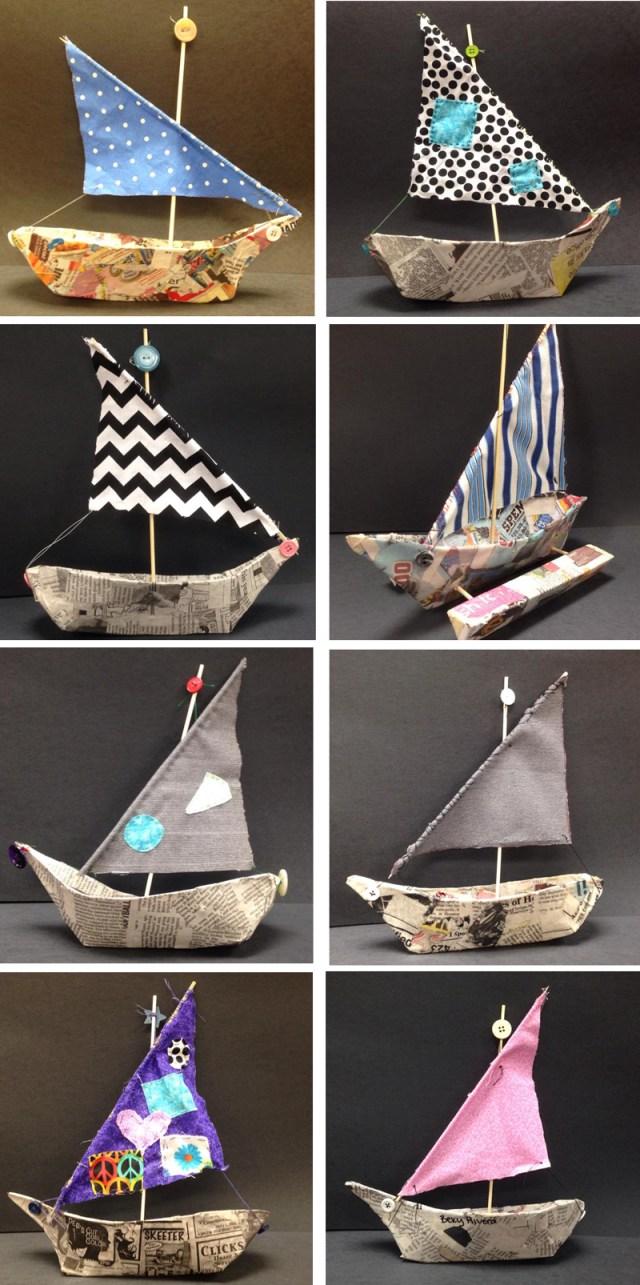 8th grade boats