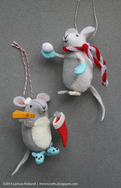 larissa holland mice