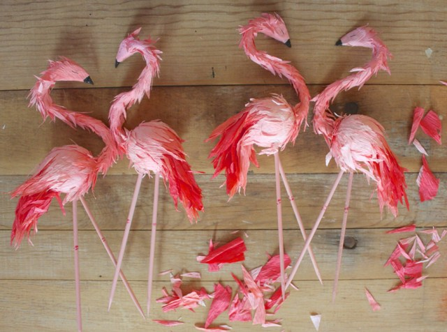 flamingo kit work