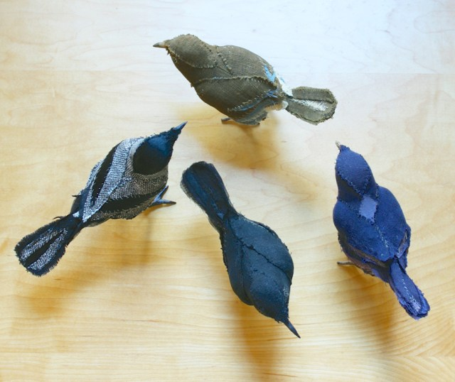 textile songbirds