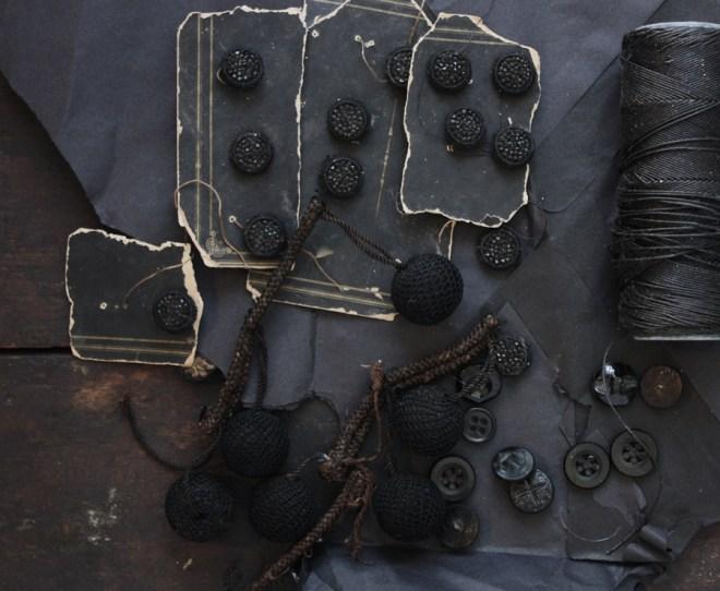 black antique notions