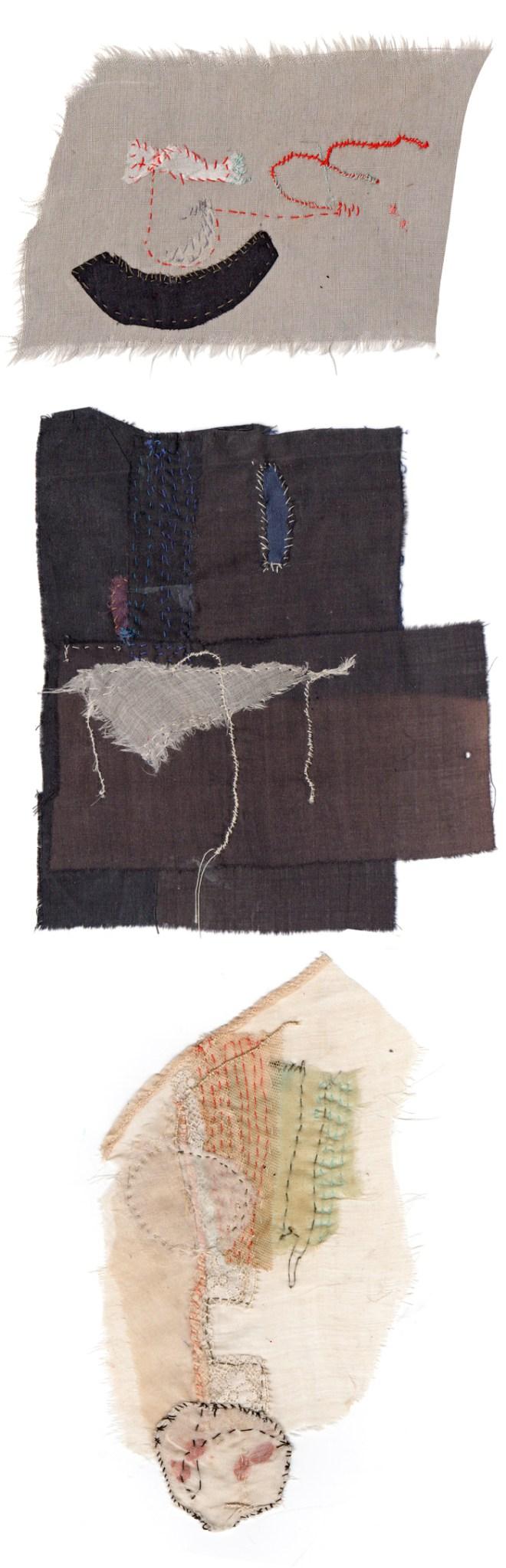 fragments : stitch expeiments