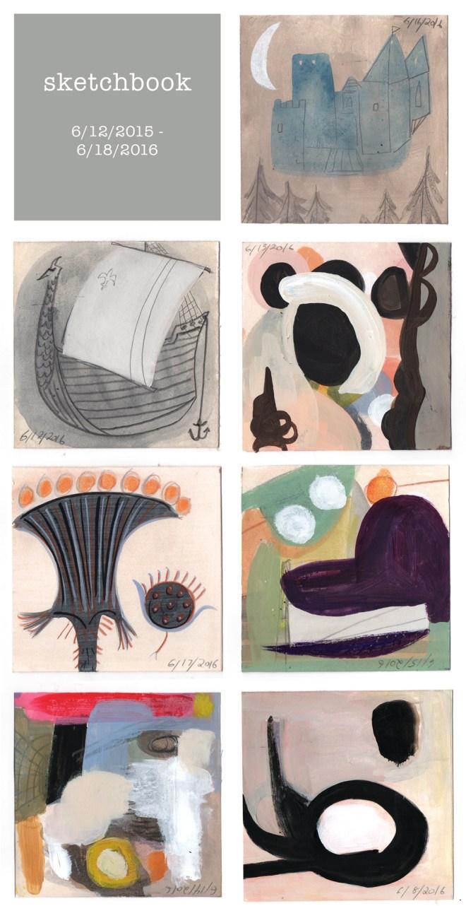 sketchbook : week 65