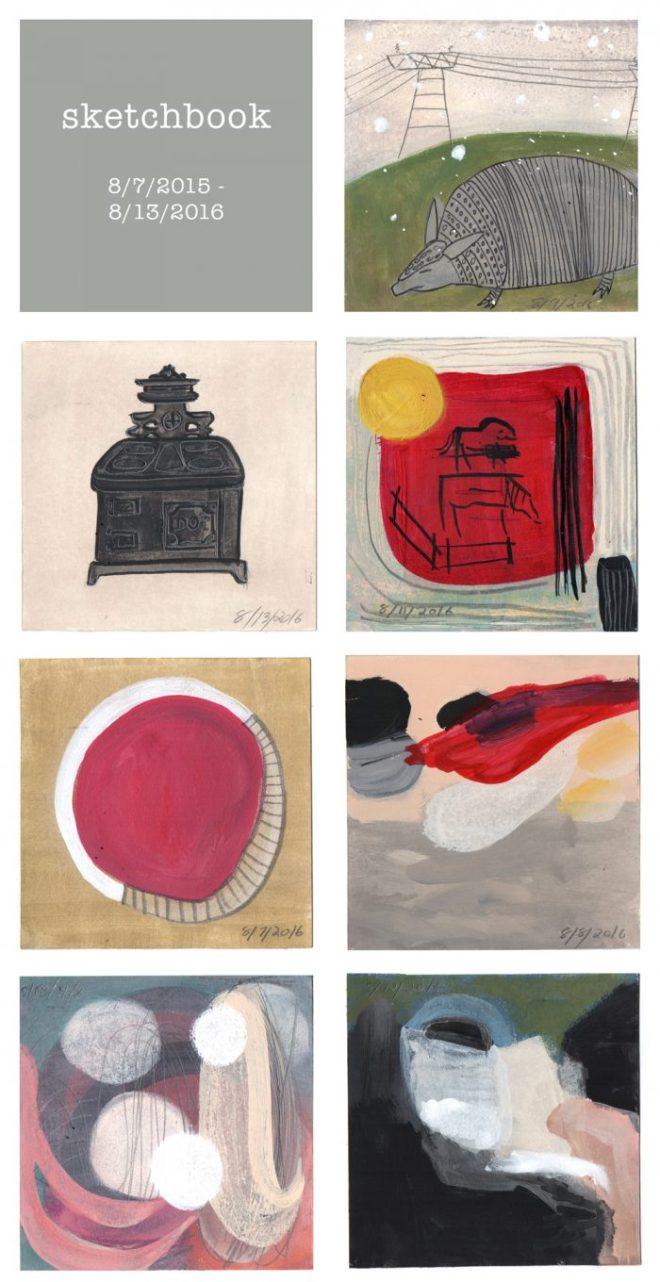 sketchbook : week 73