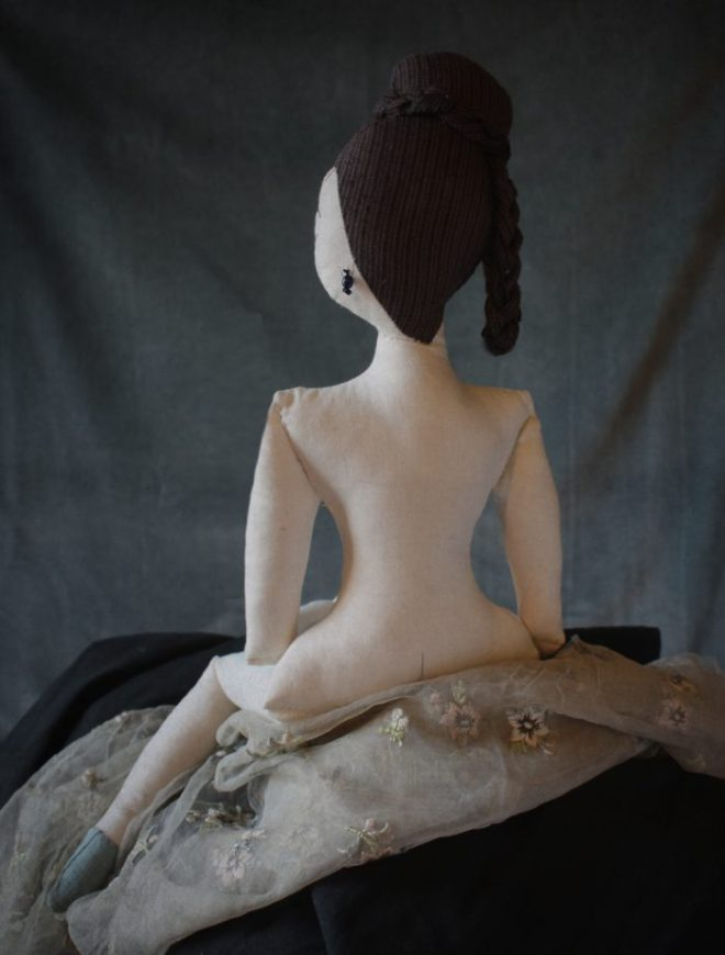 an immodest doll