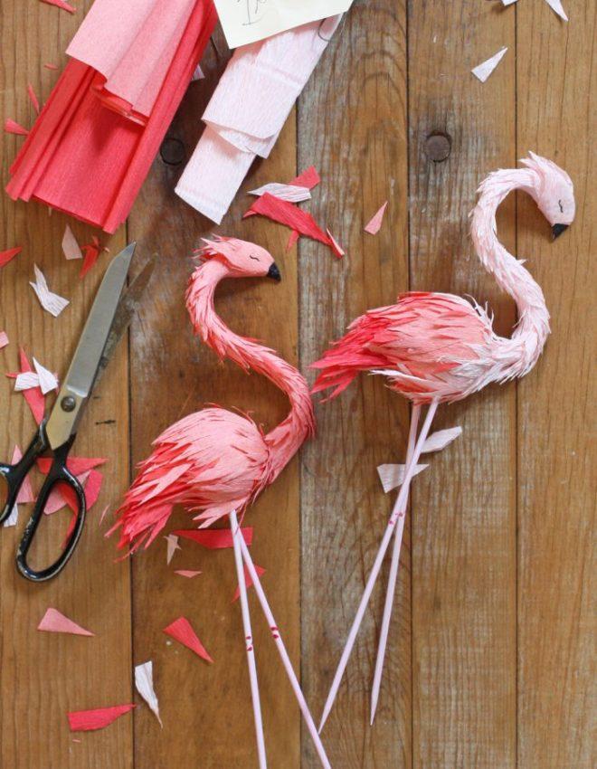 flamingo kit samples