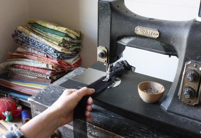 ruffle fabric