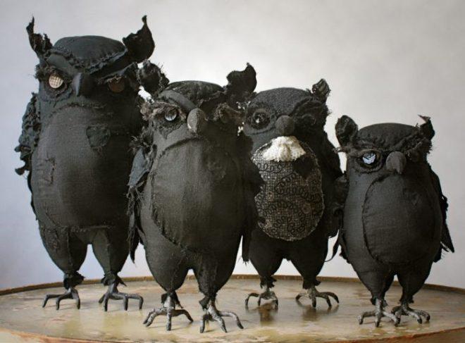 dastardly owls