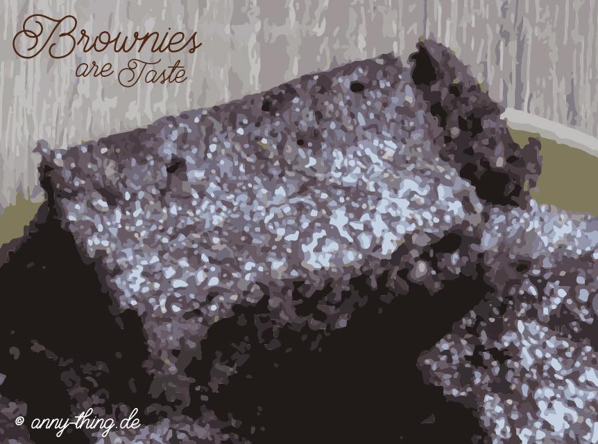Brownies are Taste