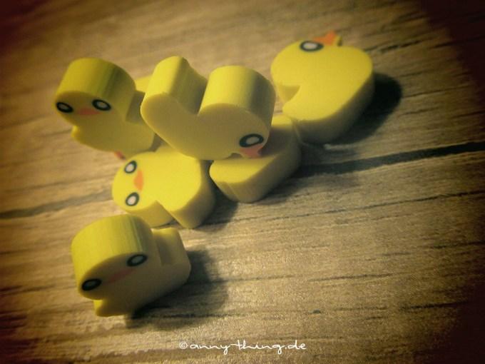 Gedankentauchen Enten