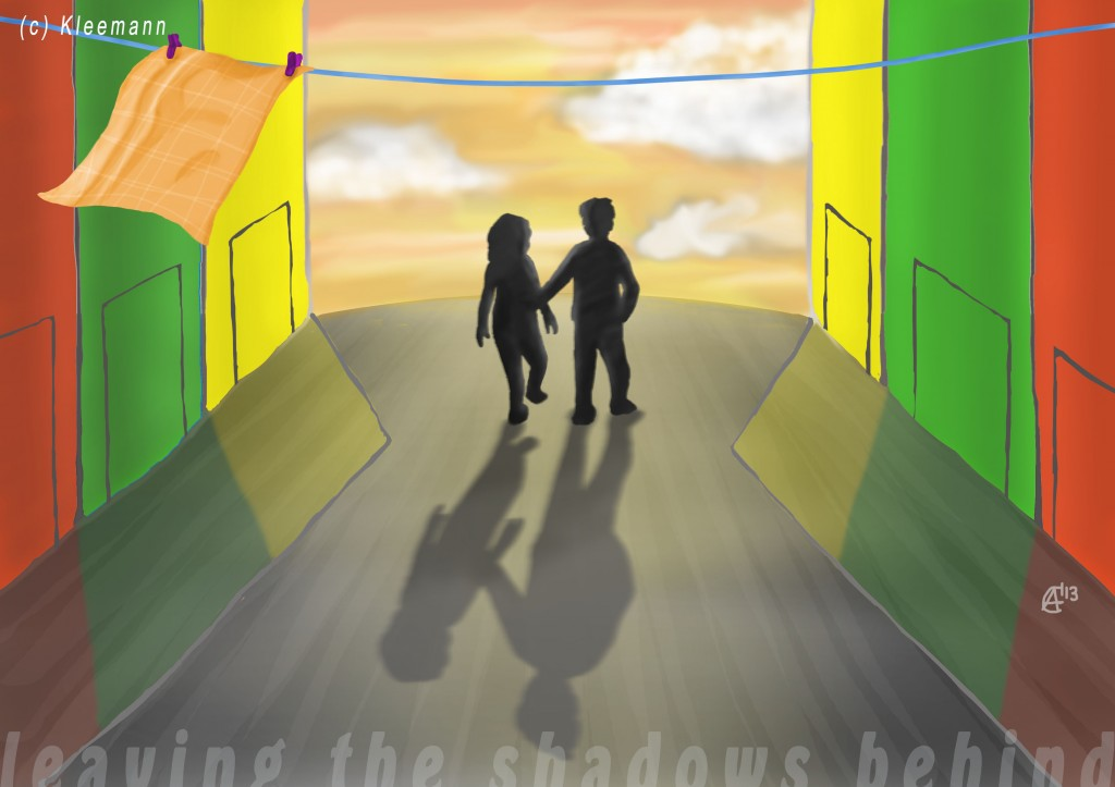 Leaving the Shadows behind