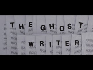 The Ghost Writer movie title