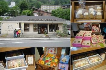 【日本】富士山必買伴手禮 ♥ FUJIYAMA COOKIE 富士山餅乾
