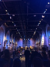 After a quick introductory film, you are then escorted directly into the Great Hall.