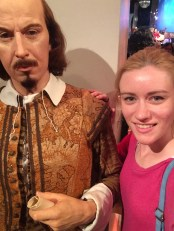 My homie, William Shakespeare