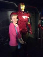 My love, Iron Man!