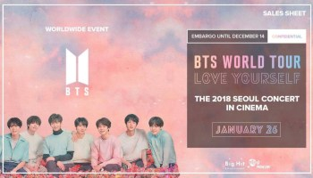 Notice Bts Adds Tour Dates For Love Yourself Speak Yourself