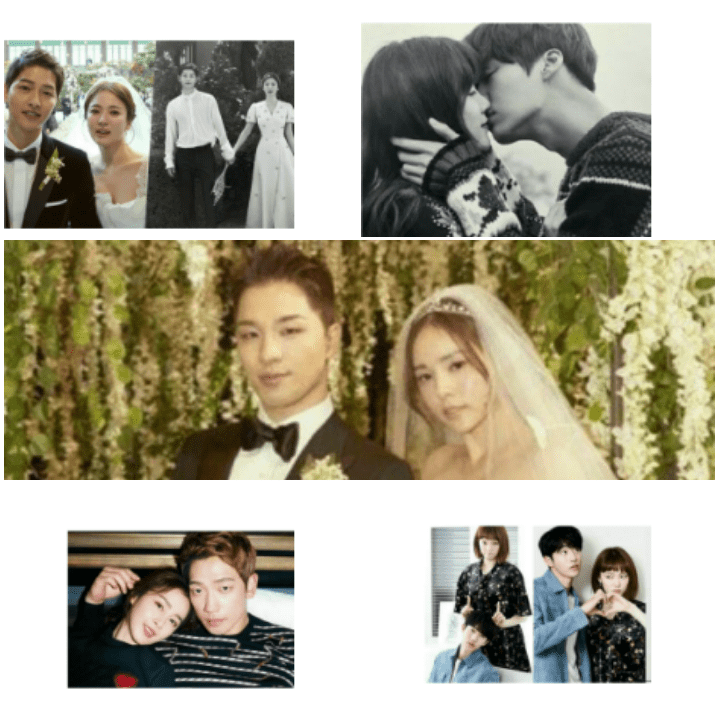 8 Korean Celebrity Couples Who Prove That LOVE Is The Best