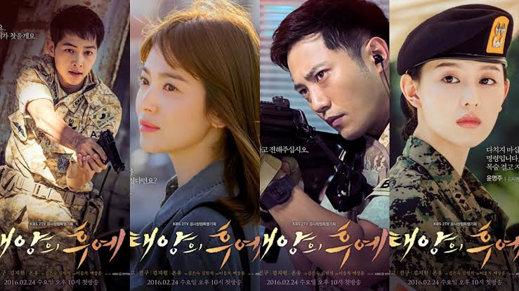 LOOK: 'Descendants Of The Sun' Filipino Remake Casts
