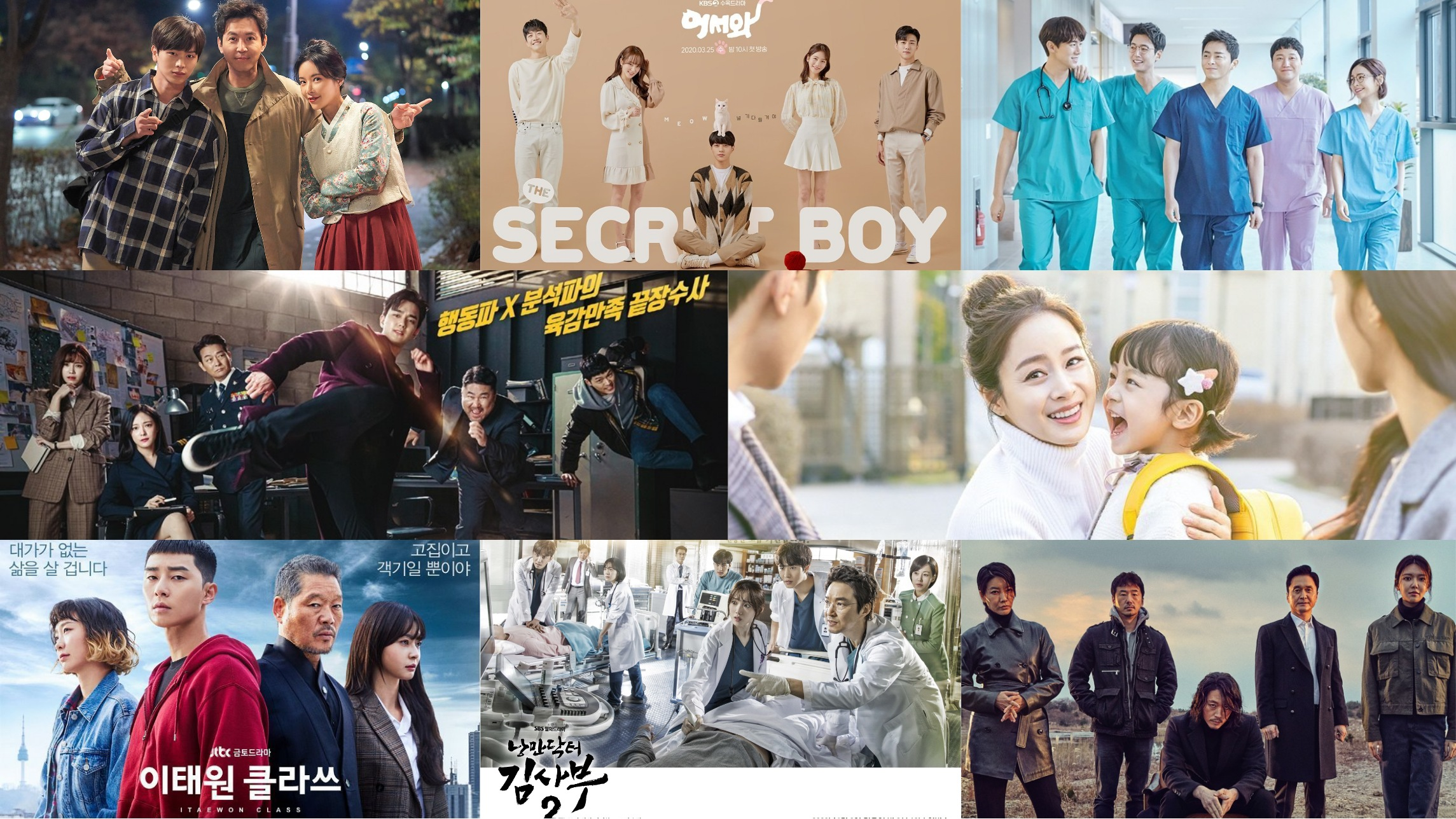 53 K-dramas of 2020 that you should add to your must watch list - Annyeong Oppa
