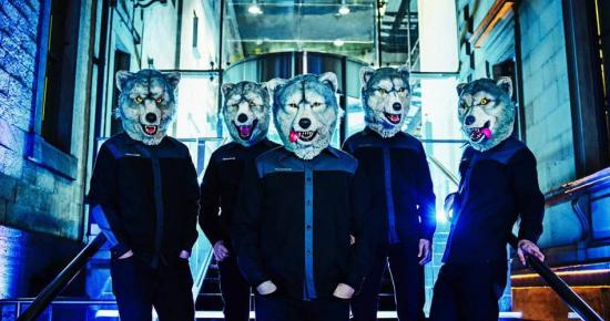 Man with a Mission-Japanese Rock-Annyeong Oppa
