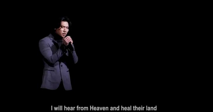 BIGBANG's Daesung Sings Heal Our Land