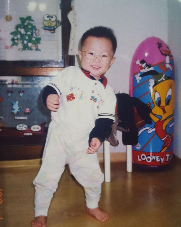 Bae In Hyuk kid
