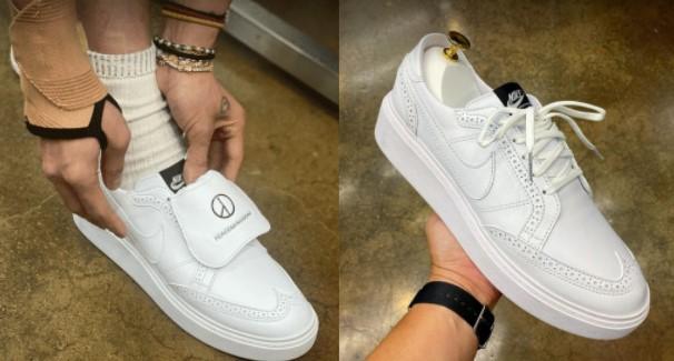 GD x Nike KWONDO1