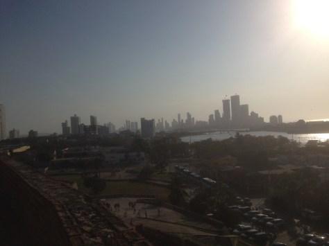 Annys Adventures Blog - Cartagena View
