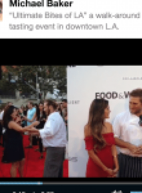 Screenshot of Tout Video Widget