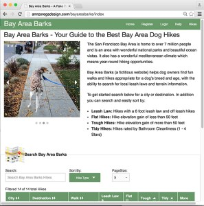 bay area barks home page