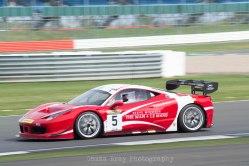 FF Corse - Ferrari 458 Challenge - #5
