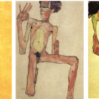 Personal Favorite: Egon Schiele, Exhibition London