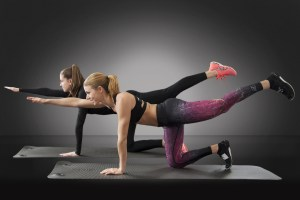 core training vrouwen