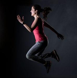 springen van energie