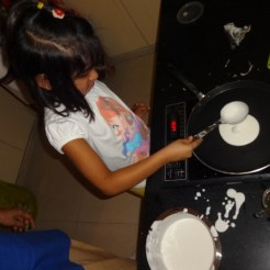 Dosa Making