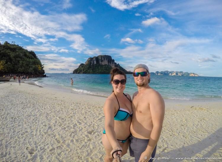 Krabi was beautiful - a fantastic trip that we thoroughly enjoyed!