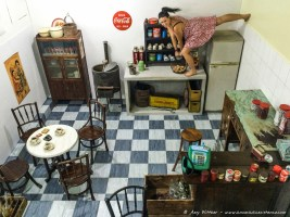 Upside Down Museum, Georgetown, UNESCO, World Heritage Site, Penang, Malaysia