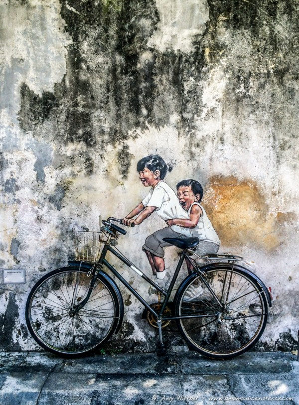 """Kids on Bicycle"""