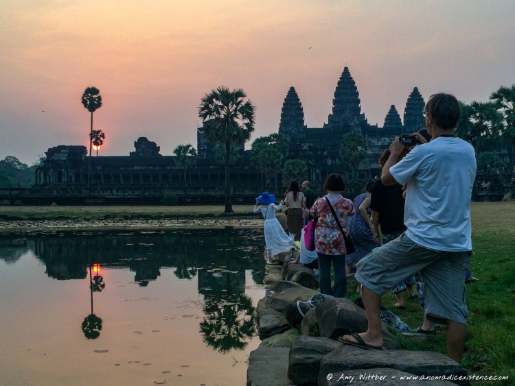 Angkor Wat, Angkor Wat Archaeological Park, UNESCO, World Heritage Site, Siem Reap, Cambodia
