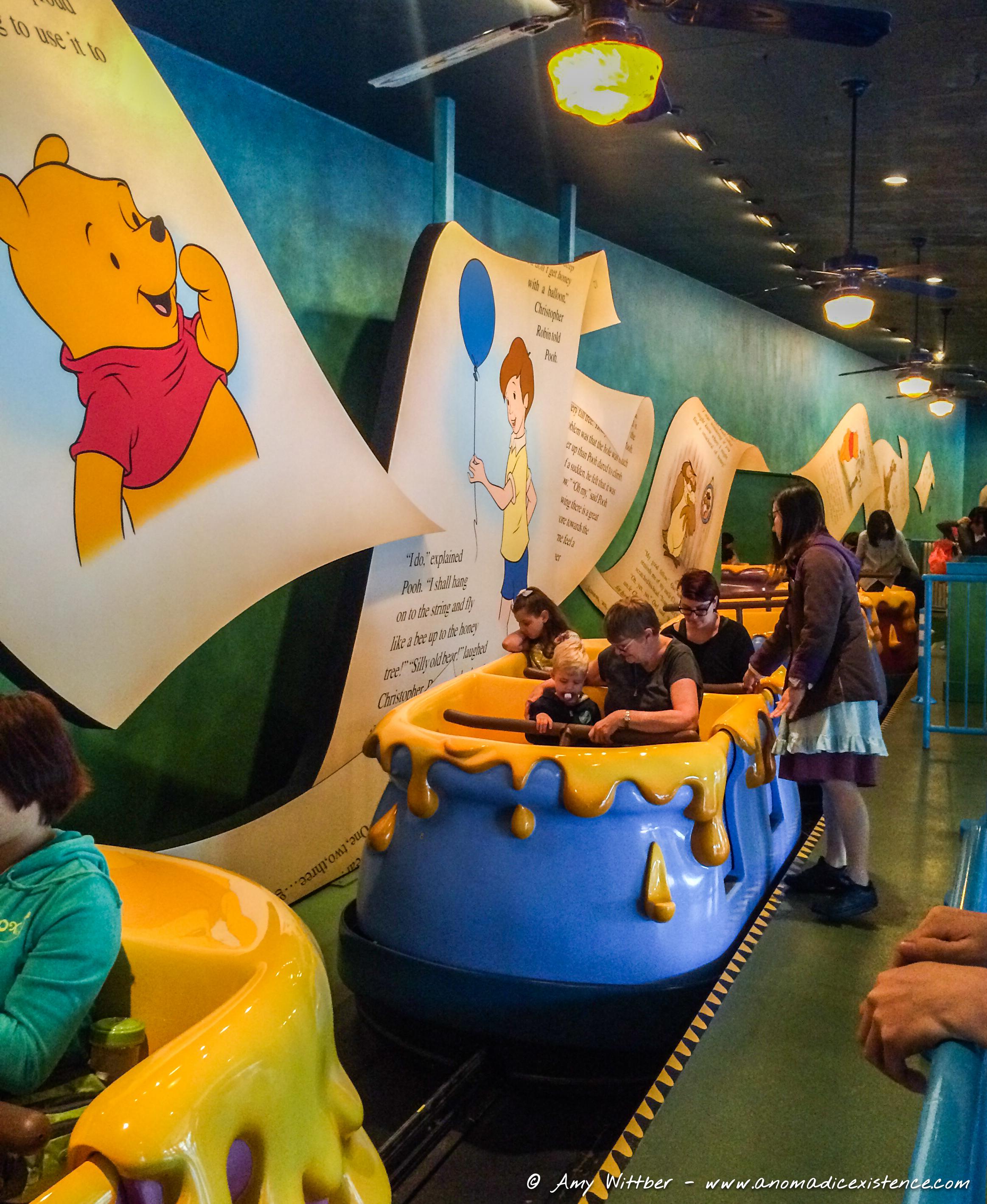 T J Kong Ride The Bomb: A Guide To Hong Kong Disneyland