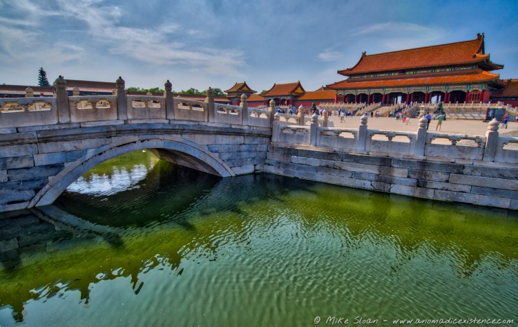 The Forbidden City is mind-blowing!