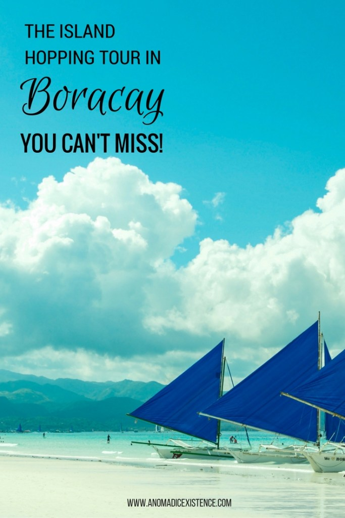 The Island Hopping Tour In Boracay You Can't Miss!